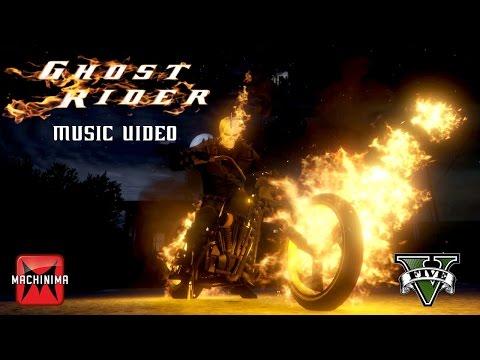ទស្សនាវីដេអូ បង្ហាញពី Mod Ghost Ride ក្នុង GTA V