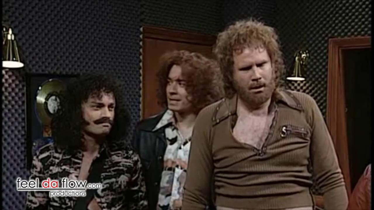 More Cowbell Baby - YouTube