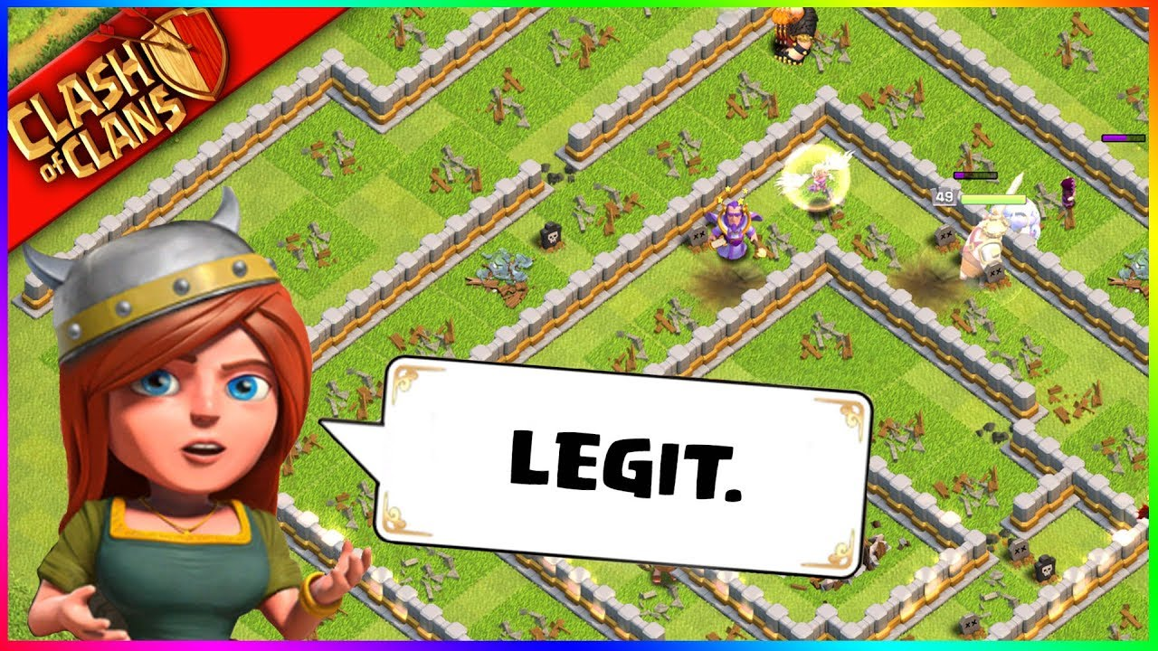 SUPER LEGIT BASES... GETTING REKT? ▶️ Clash of Clans ◀️ TIME TO PARTY BOYS