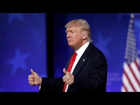 How Trump's speech at CPAC inspired the American people