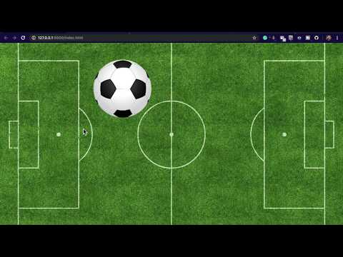 Bouncing Football Animation [HTML And CSS TUTORIAL] For Beginners