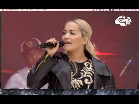 Rita Ora - 'R.I.P/Black Widow' (Summertime Ball 2015)
