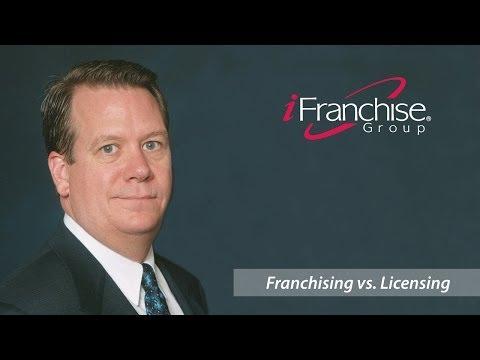 iFranchise Group CEO explains Franchising vs. Licensing