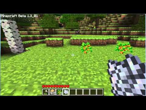 Minecraft Tutorial German Schnell Baum Wachsen Lassen 251movies