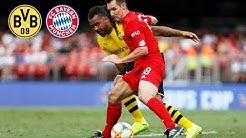 Borussia Dortmund - FC Bayern | Legendenspiel in voller Länge | Hylo Legends Tour Brasilien 2019