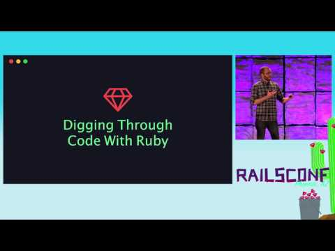RailsConf 2017: Perusing the Rails Source Code - A Beginners Guide by Alex Kitchens
