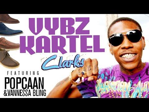 VYBZ KARTEL - CLARKS ft. POPCAAN / GAZA SLIM (OFFICIAL VIDEO) @MixtapeYARDY