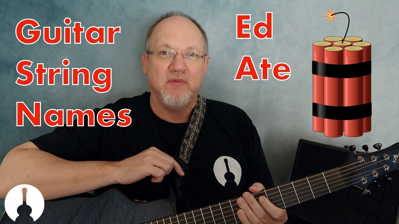 Ed Ate Dynamite