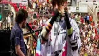 Red Hot Chili Peppers - Dani California (Live Earth 2007)