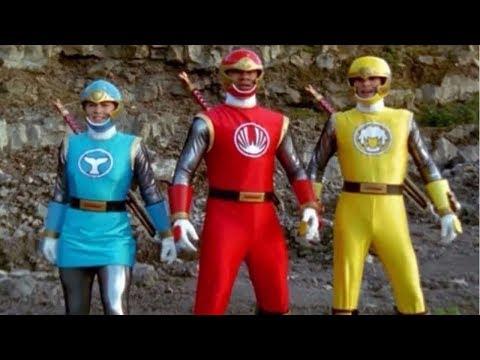 "Power Rangers Ninja Storm: The ""Chill"" Season of Rangers(Part 1)"