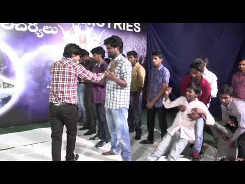Prophet Manoj David HEALING  REVIVAL MEETINGS IN KUKATPALY