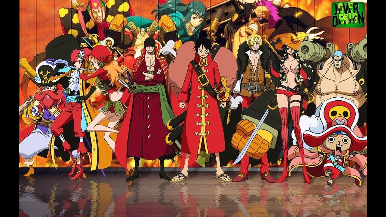Top 50 One Piece Strongest Characters ワンピース 2015 (Manga ...