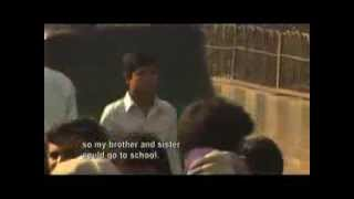 Child Diamond Cutter Manoj Bawaji (Excerpt from Diamond Road documentary)