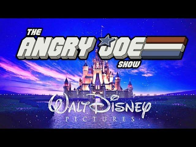 Disney Buys AngryJoeShow! #1