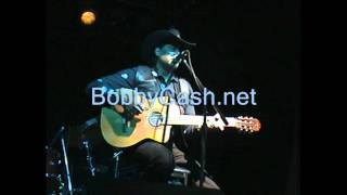 Bobby Cash singing I Love You Because in Perth Australia
