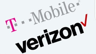 VERIZON, T-MOBILE   BATTLE OF THE NETWORKS