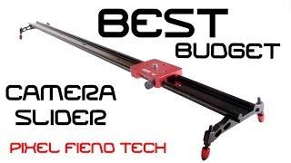 Best Budget Camera Slider