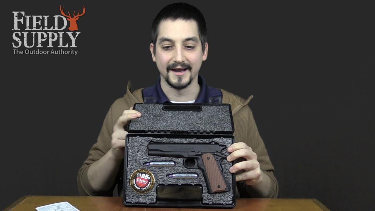 Daisy Powerline 11A1 Air Pistol Kit ( 177cal)- Refurb