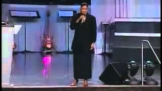 Prophetess Juanita Bynum   The Spirit of Jezebel 1