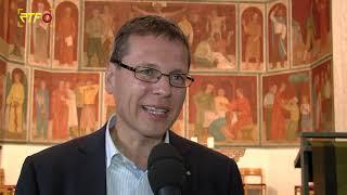 Leuchtturmprojekt: Evangelische Kirche plant neues Diakonisches Zentrum