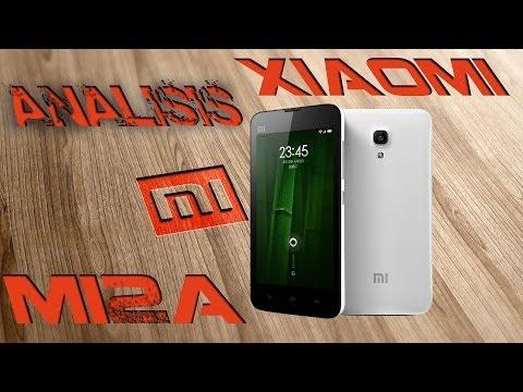 Análisis Xiaomi MI2A en Español