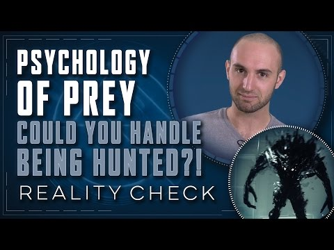 Psychology of Prey - Could You Handle Being Hunted?! - Reality Check