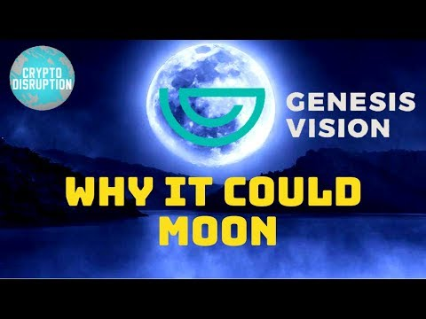Genesis Vision (GVT) - The Next BIG Coin?