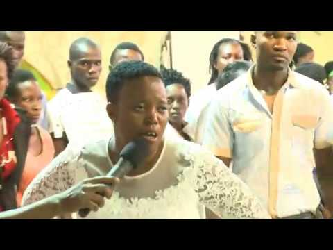 Marine spirit manifests in a Zimbabwean Apostle.