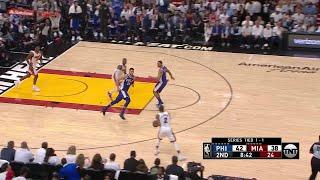 2nd Quarter, One Box Video: Miami Heat vs. Philadelphia 76ers