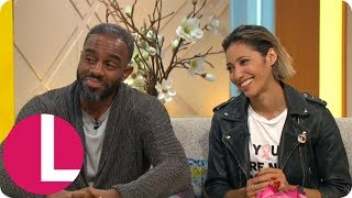 Strictly's Charles and Karen Discuss Their Historic Routine | Lorraine