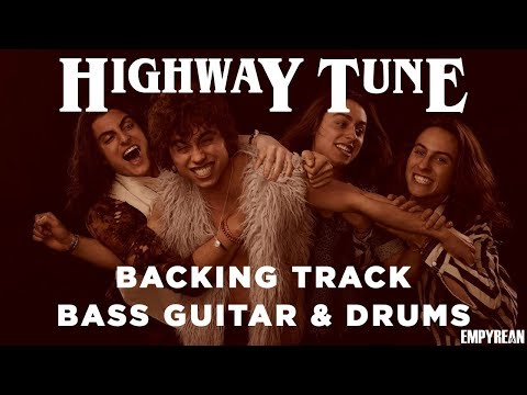 Greta Van Fleet - Highway Tune (Backing Track)