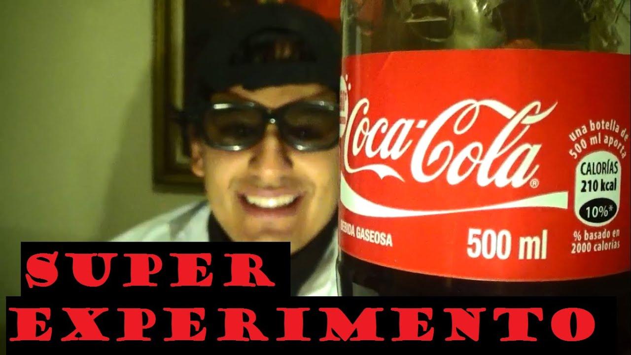 Download coca cola con clorox - experimento impresionante