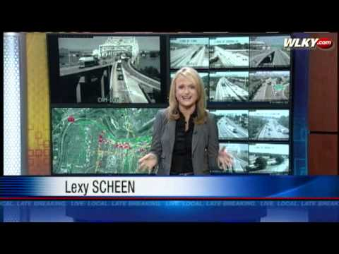 WLKY Afternoon Traffic Update