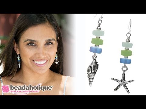 Quick & Easy DIY: Jewelry  Marine Layer Earrings