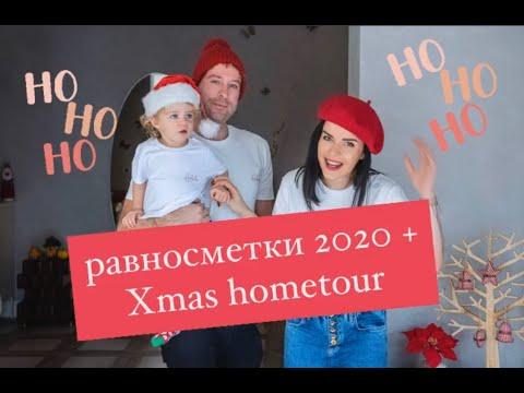 КОЛЕДЕН ВЛОГ/ Hometour Силистра/Равносметки 2020