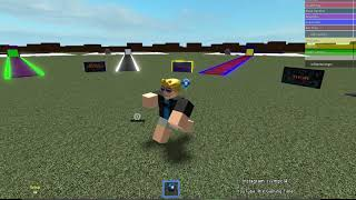 being thor in roblox