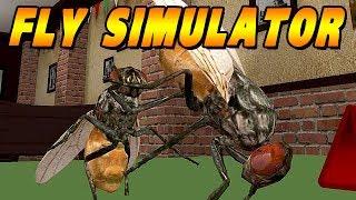 Fly Simulator Gameplay German - Sex in der Fliegen Orgie