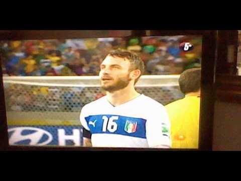 Penales España 7 vs Italia 6 Copa Confederaciones 2013
