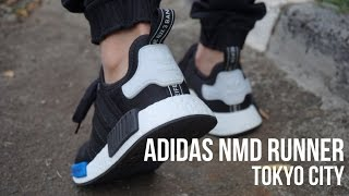 THE SNKRS - ADIDAS NMD RUNNER TOKYO CITY (Bahasa Indonesia)