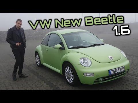 2005 VW New Beetle - Stylowy Samochód Dla Kobiet.
