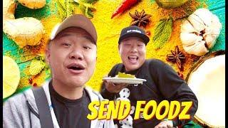 Thai Me Up, Girl! - SEND FOODZ Ep #8