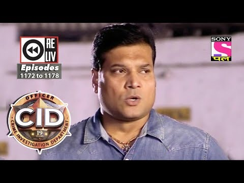 Weekly Reliv | CID | 16th September To 22nd September 2017 | Episode 1172 To 1178