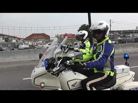 konvoi amal pdrm trafik klang selatan