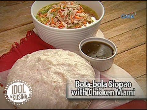 idol-sa-kusina-recipe-bola-bola-siopao-with-chicken-mami