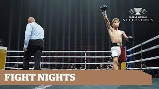 WBSS Season 2 Quarter-Finals - Yokohama: Fight Night