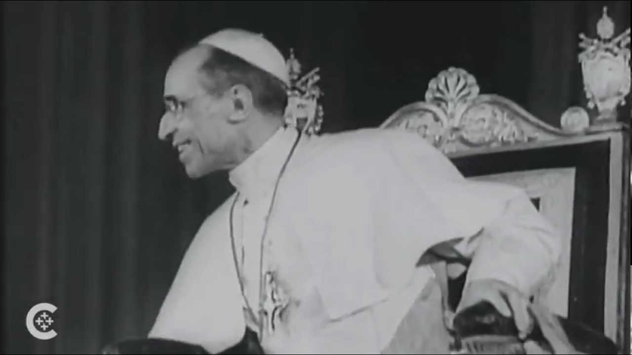 pope pius xii and the holocaust Eugenio maria giuseppe giovanni pacelli was elected pope pius xii in march of 1939, which placed him squarely in the path of wwi accused by some of taking too neutral a stance during the tragedies of the holocaust, and indeed pope pius xii did try to stay out of the war which threatened to.