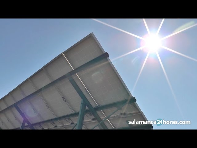 La energía solar en Salamanca