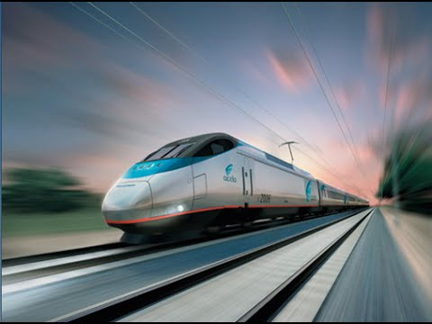 The Amtrak Acela Express Documentary (Boston - New York - Ph