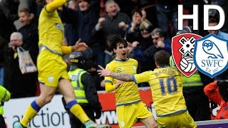 Rotherham United 2 Sheffield Wednesday 3 | EXTENDED HIGHLIGHTS | HD