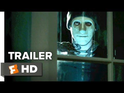 Hush Official Trailer 1 (2016) - Kate Siegel, John Gallagher Jr. Movie HD